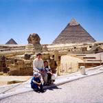 Строительство пирамиды Хеопса